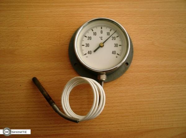 Термометър Ф80 -40 до +40