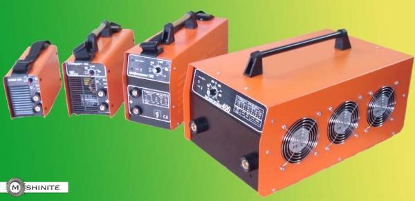 Инверторни електрожени