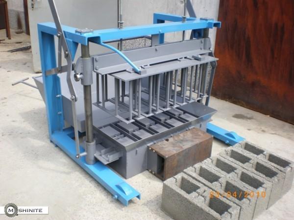 Машини за бетонни изделия