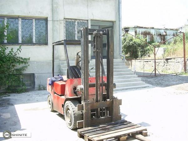 Балканкар 3500 кг.