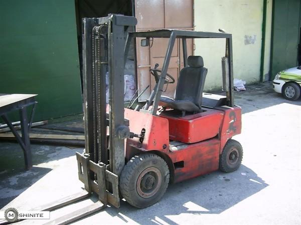 Балканкар 2500 кг.