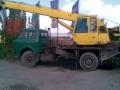 АВТОКРАН УСЛУГИ,камион с кран