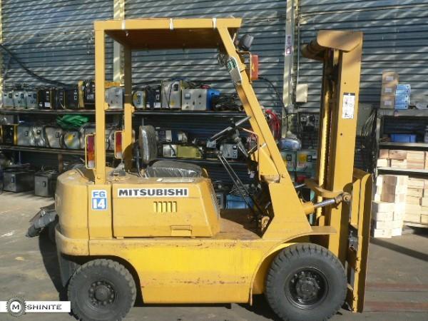 Промоция газокар Mitsubishi 1500 kg