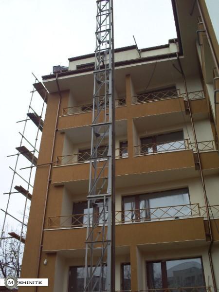 строителен подемник-хаспел