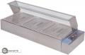 Well maxi топла витрина,хладилна витрина за салати www.WELLMAXI.bg