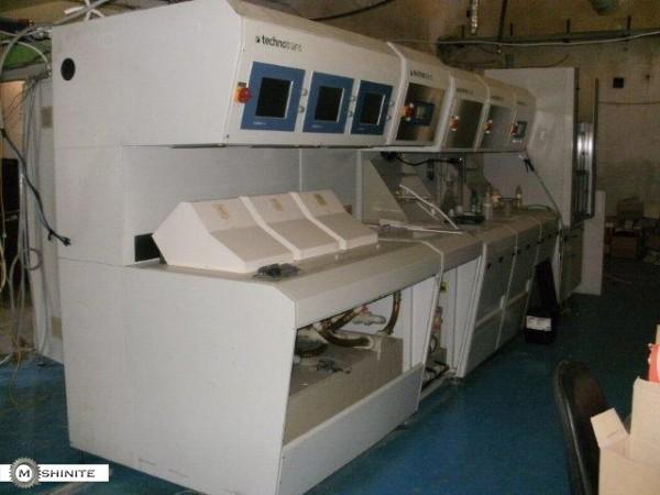 Галванична машина за дискове DVD и CD