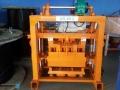 Професионална машина за производство на бетонни блокчета