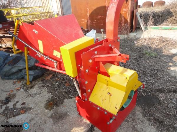 Машина за производство на дървесен чипс