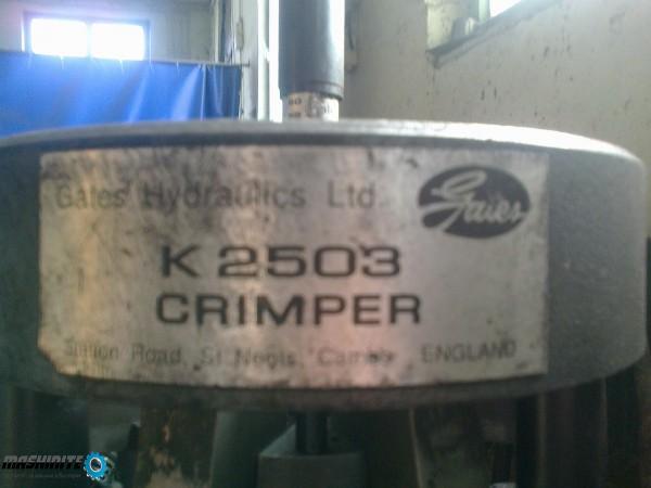 Продаван ръчна машина за карбоване на маркучи