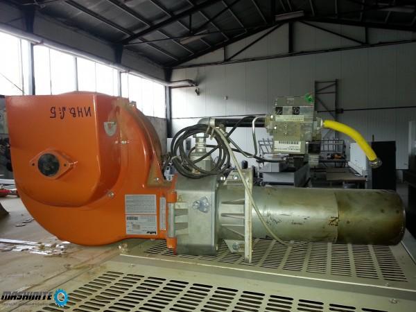 Инсталация за сушене на пелети и биомаса