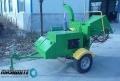 Дробилки за биомаса и дървен материал
