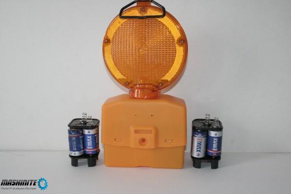 Сигнална лампа / Предупредителна лампа за строистелс ...