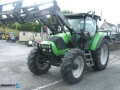 DEUTZ FAHR K430   трактор