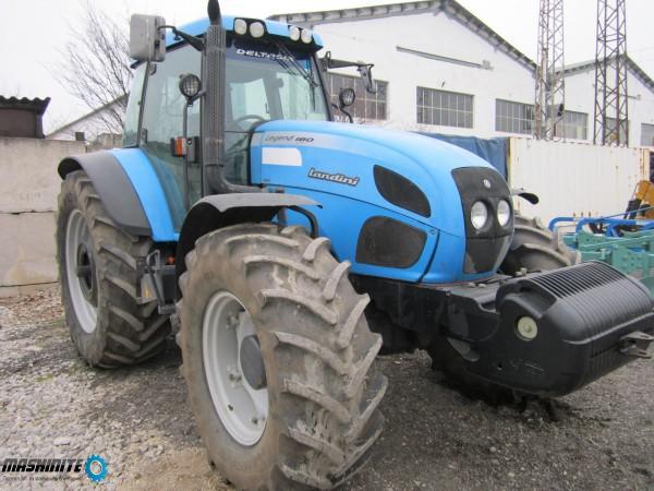Трактор Landini LEGEND 180 Deltasix