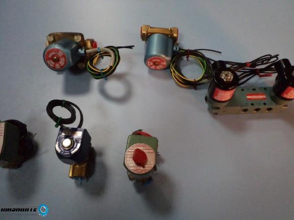 магнет-вентил Danfoss