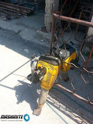 Къртач бензинов под наем в Пловдив