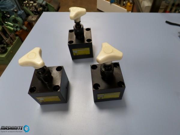 регулируем хидравличен клапан Wadowice