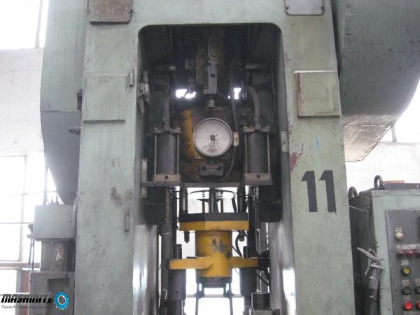 Пресавтомат с усилие 630 kN
