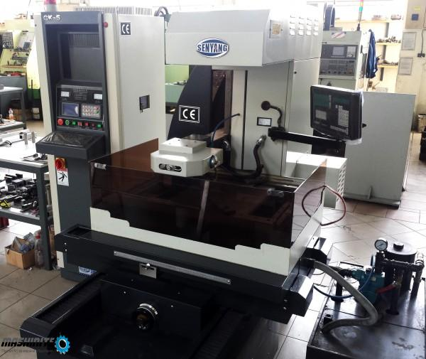 Cnc wire cut edm dkm 400