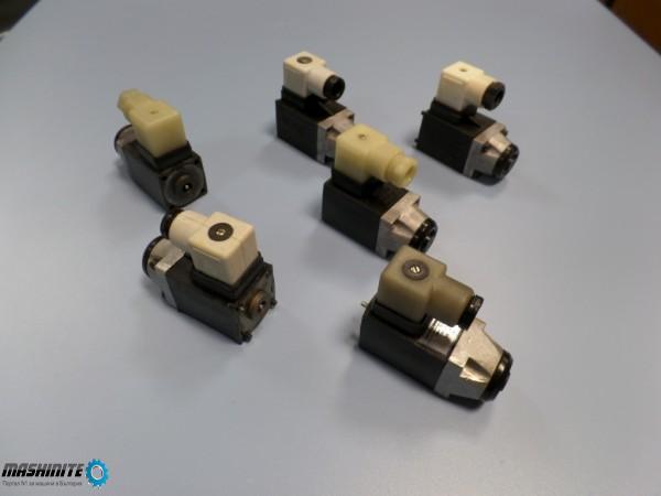 ел.магнитни бобини за хидравлични разпределители