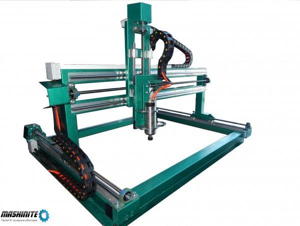 Продавам CNC Рутер/ ЦПУ ЦНЦ фреза от производите ...