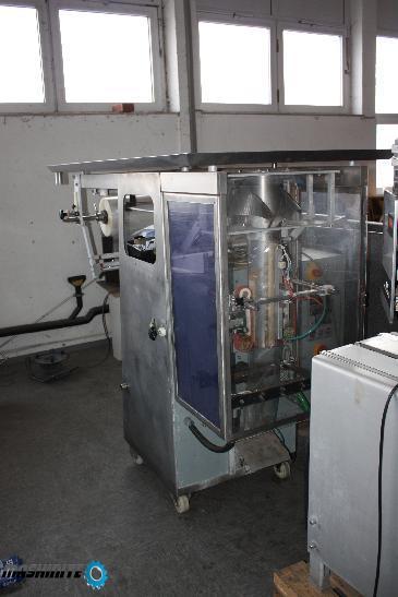 Употребявана вертикална пакетираща машина