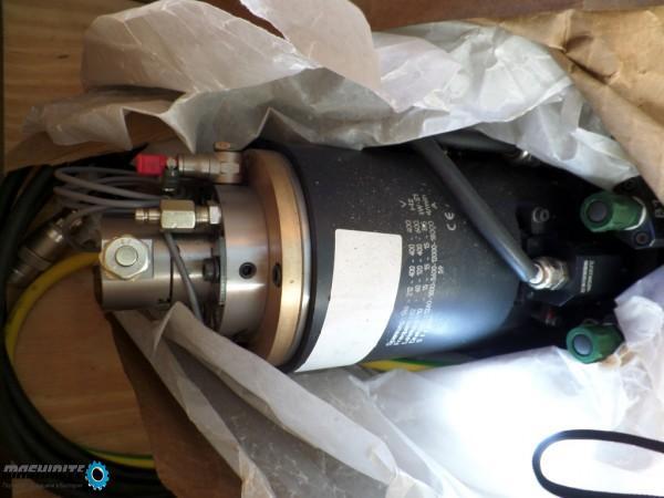 Високооборотен мотор-шпиндел GMN