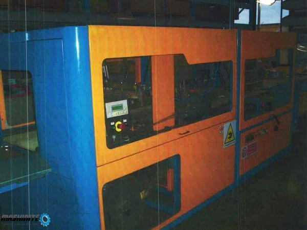 Употребявана автоматична машина за опаковане със сис ...