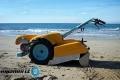 Mашина за почистване на плажни ивици