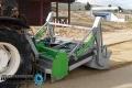 Прикачна машина за почистване на плажната ивица