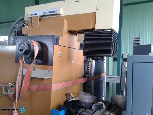 CNC обемна ерозийна машина Ingersoll