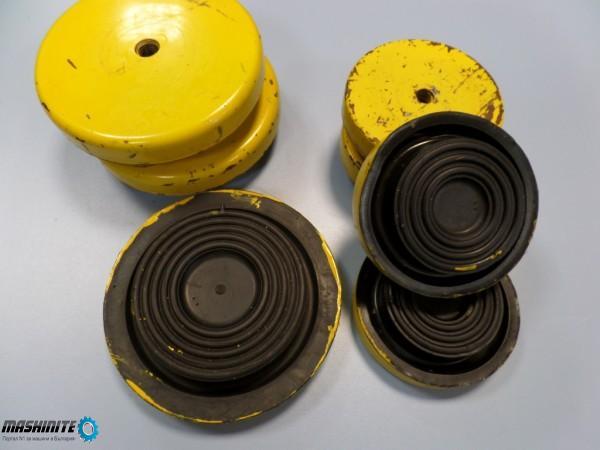 Гумено-метални виброустойчиви тампони