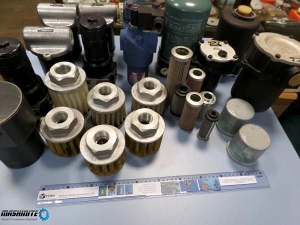 Филтри за хидравлични системи