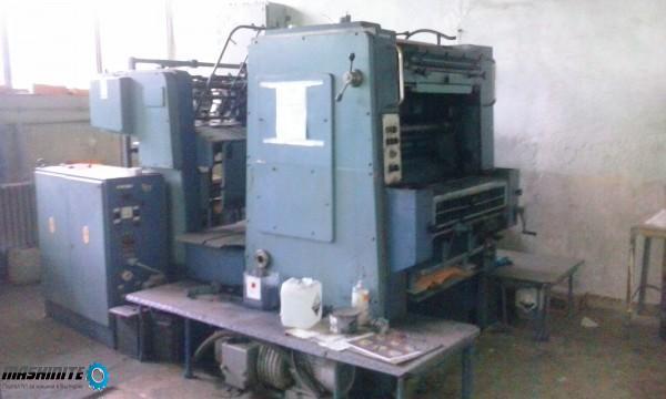 Печатарска машина ПЛАНЕТА БРИЛЯНТ