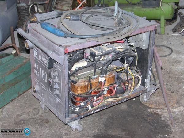Ремонт на електрожени и телоподаващи устройства