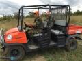 На лов с RTV-Kubota