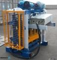 Професионална машина за производство на бетонни бло ...