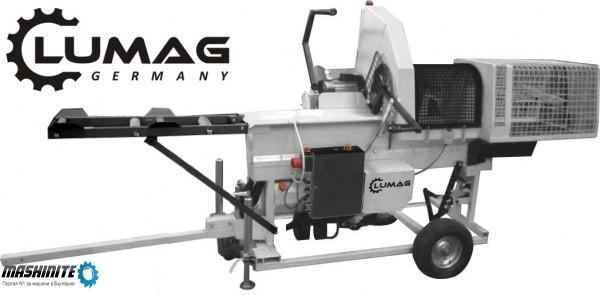 Автоматична машина за рязане и цепене на дърва SSA30 ...