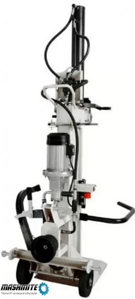 Хидравлична машина за цепене на дърва HEZ 25