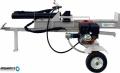 Бензинова хидравлична машина за цепене на дърва 36т