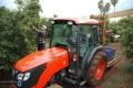 Лозаро-овощарски трактори KUBOTA-Япония