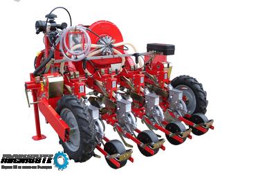 Сеялка AGRICOLA, модел  SN – 2 130 за зеленчукови се ...