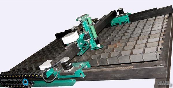 ЦПУ CNC плазмена система 6/2 метра за разкрой на ...