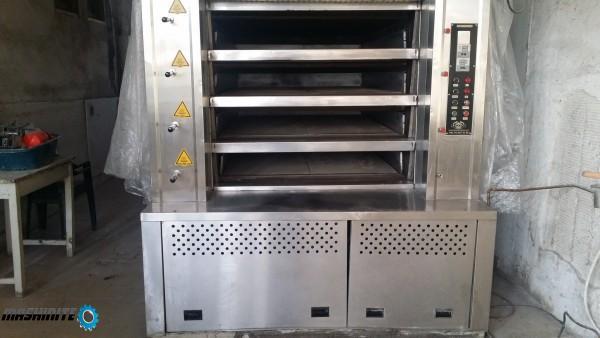 Машини за производство на хляб