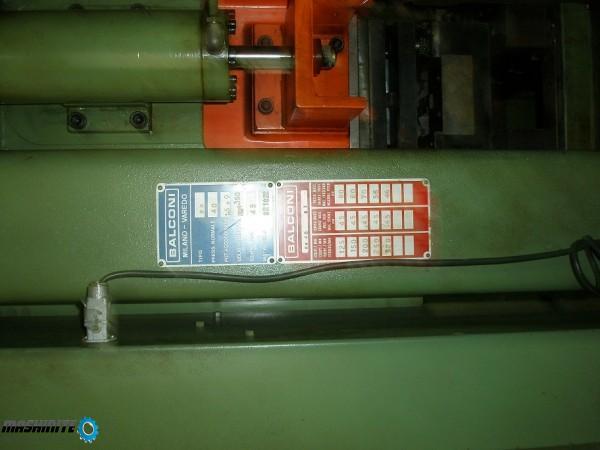 Продавам преса BALCONI DM 40B1