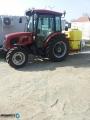 Трактор TUMOSAN 6155-55к.с.+вентилаторна пръскачка 6 ...