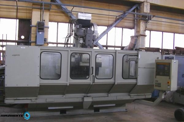 Вертикален обработващ център BLUTHARDT BZ 100, CNC-C ...