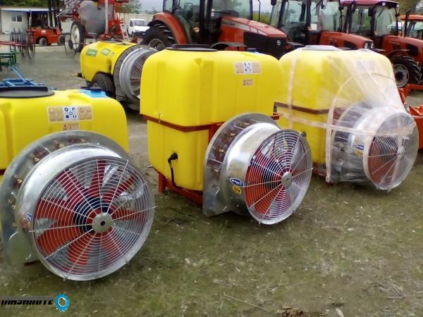Вентилаторни пръскачки-300/400/500/600 литра