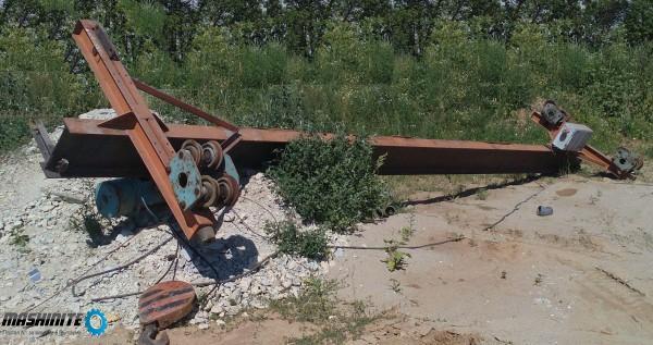 Мостови кран висящ 3.2 тона;