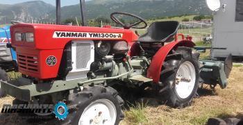 Японски трактори-Карлово